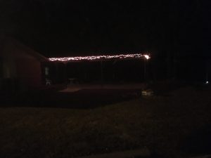 Campground Site Decorations
