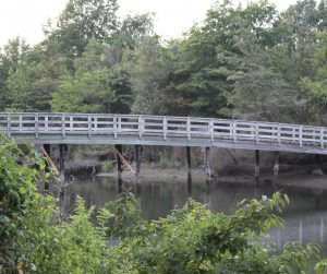 Bridge At Sunken Meadow