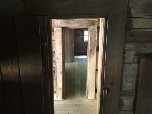Inside Farmhouse Door