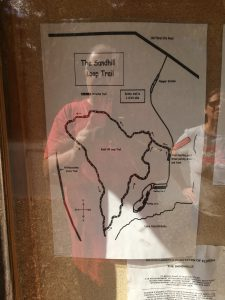 Sand Hill Loop Map