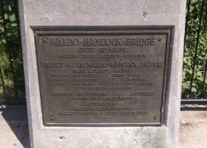 Bridge Placard