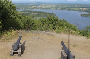 Canon At Mt Defiance