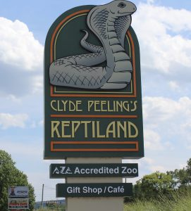 Clyde Main Sign