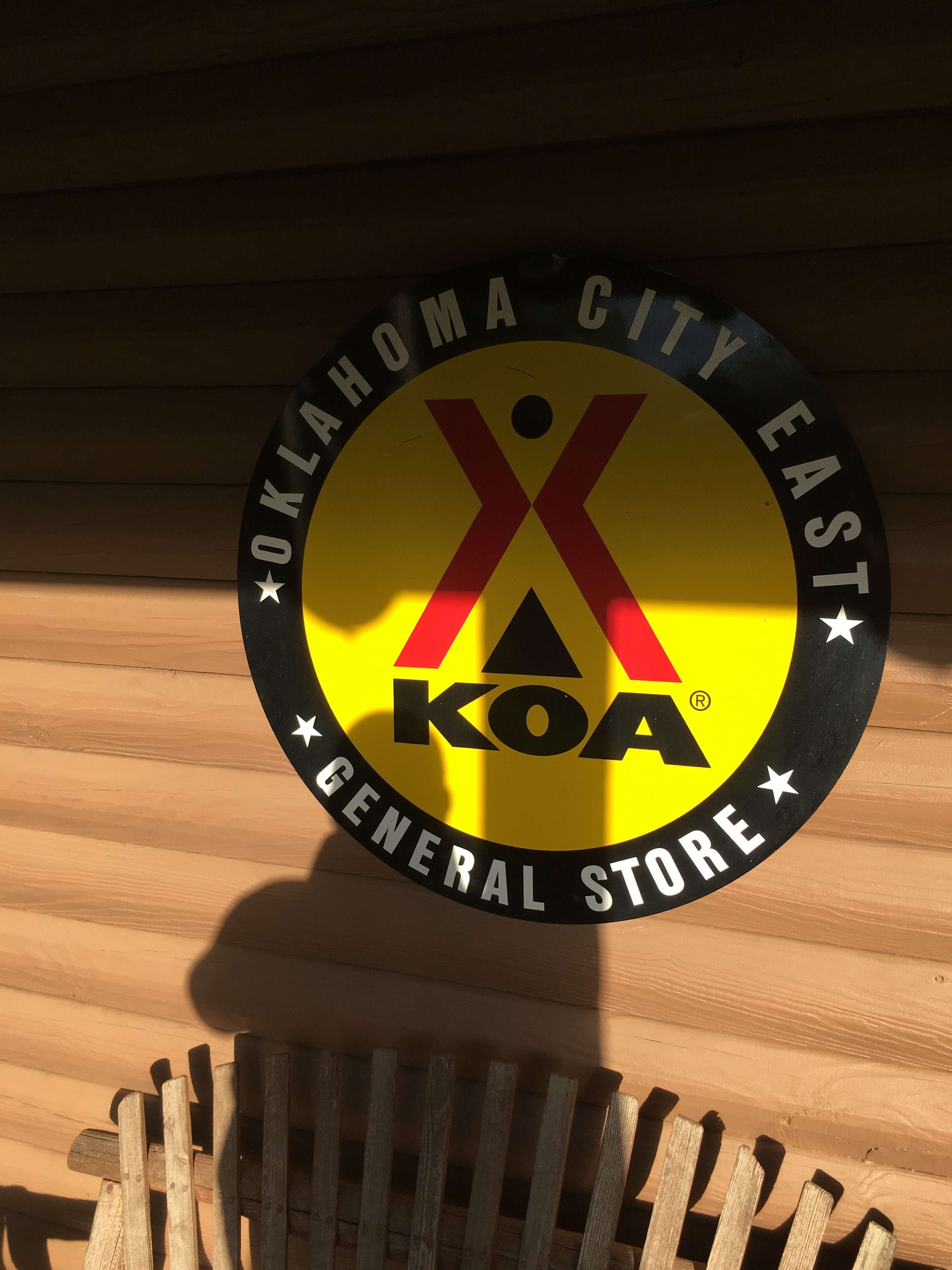 KOA Oklahoma City East