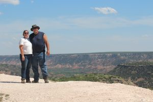 Picture At Palo Duro