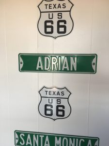 RT66 Adrien Sign