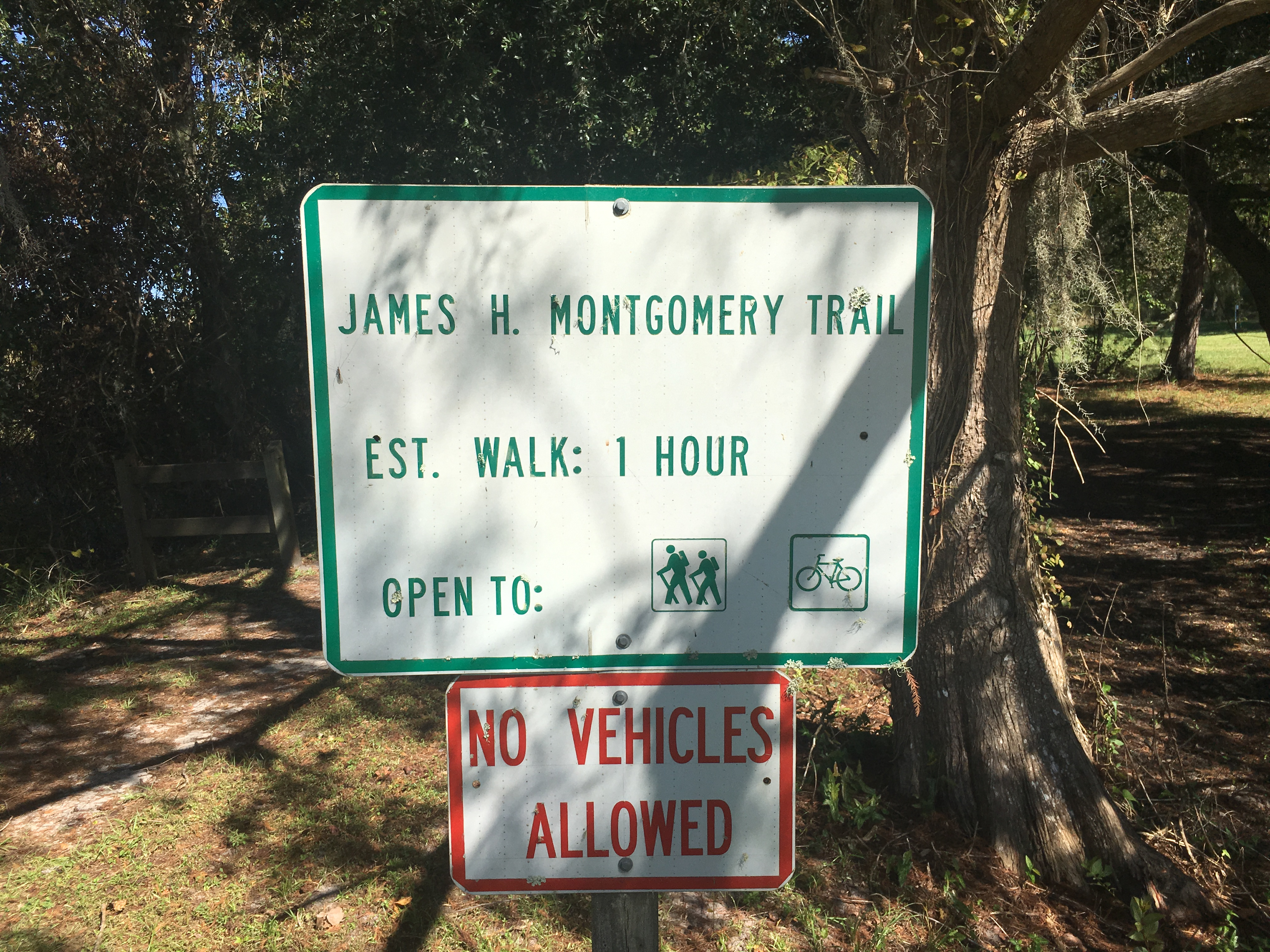 The Montgomery Trail