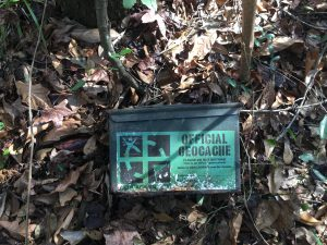 Willow Pond Cache