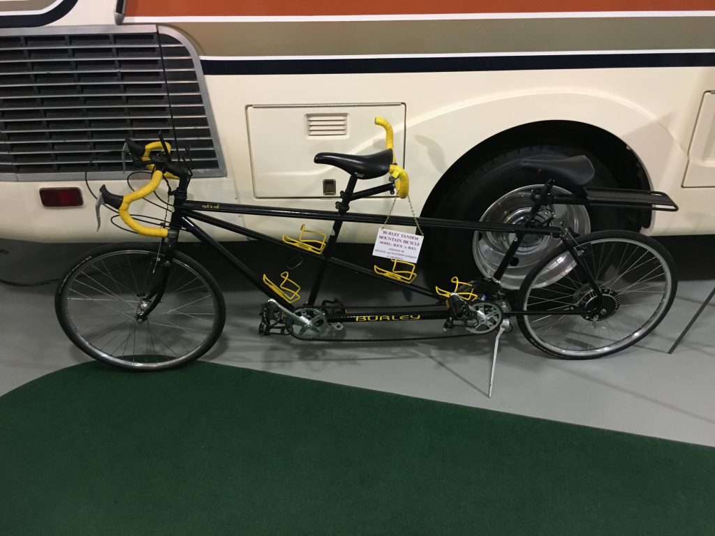 Bike From RV Museum