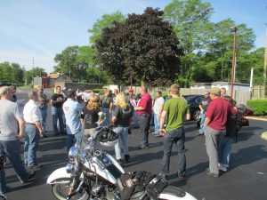 Pre-Ride Group Meeting