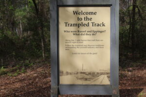 Trampled Track