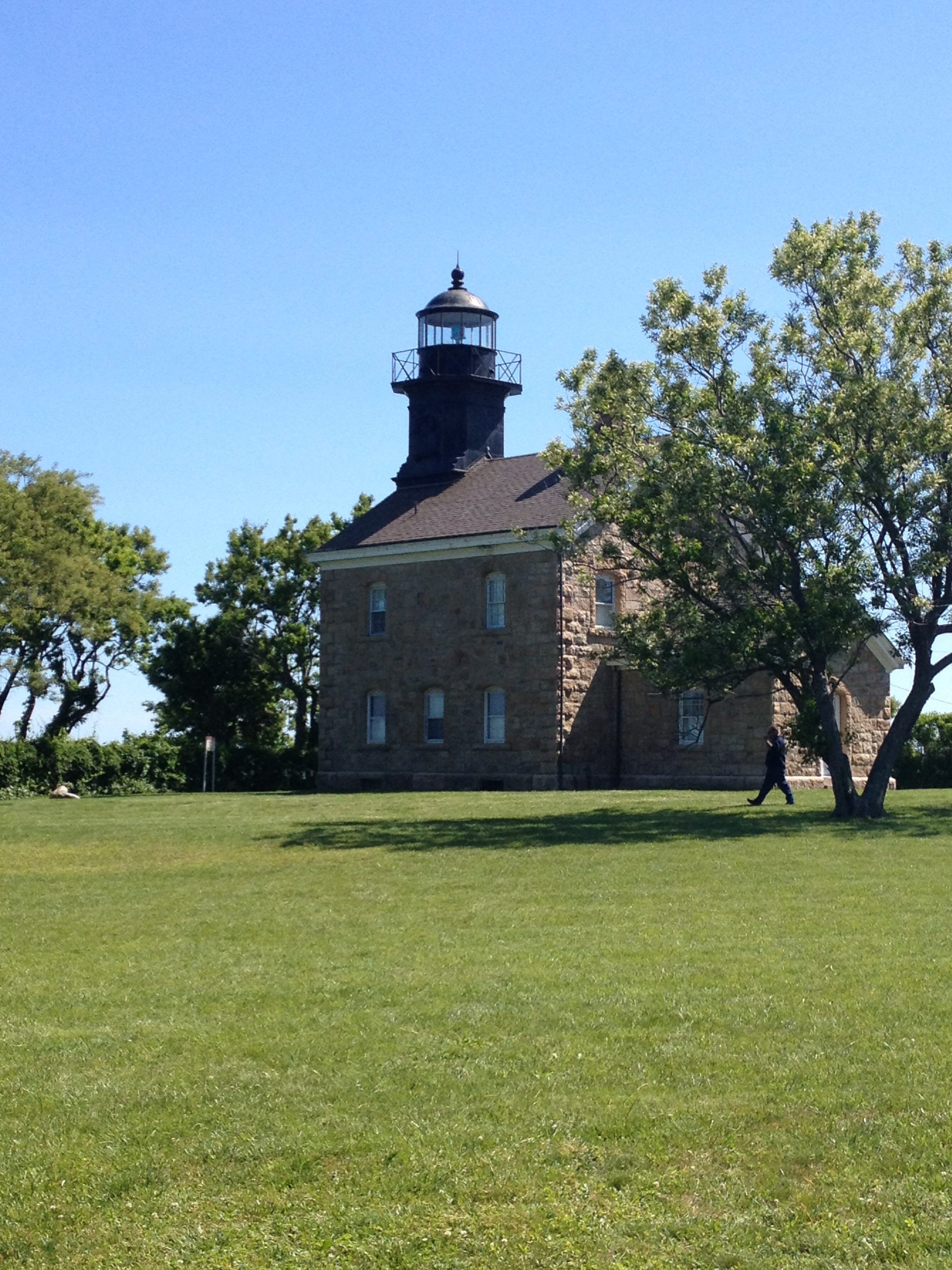 Old Field Lighthouse Distance