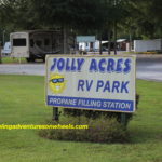 Jolly Acres Sign