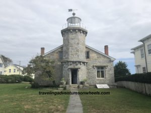 Stonington Point Lighthouse