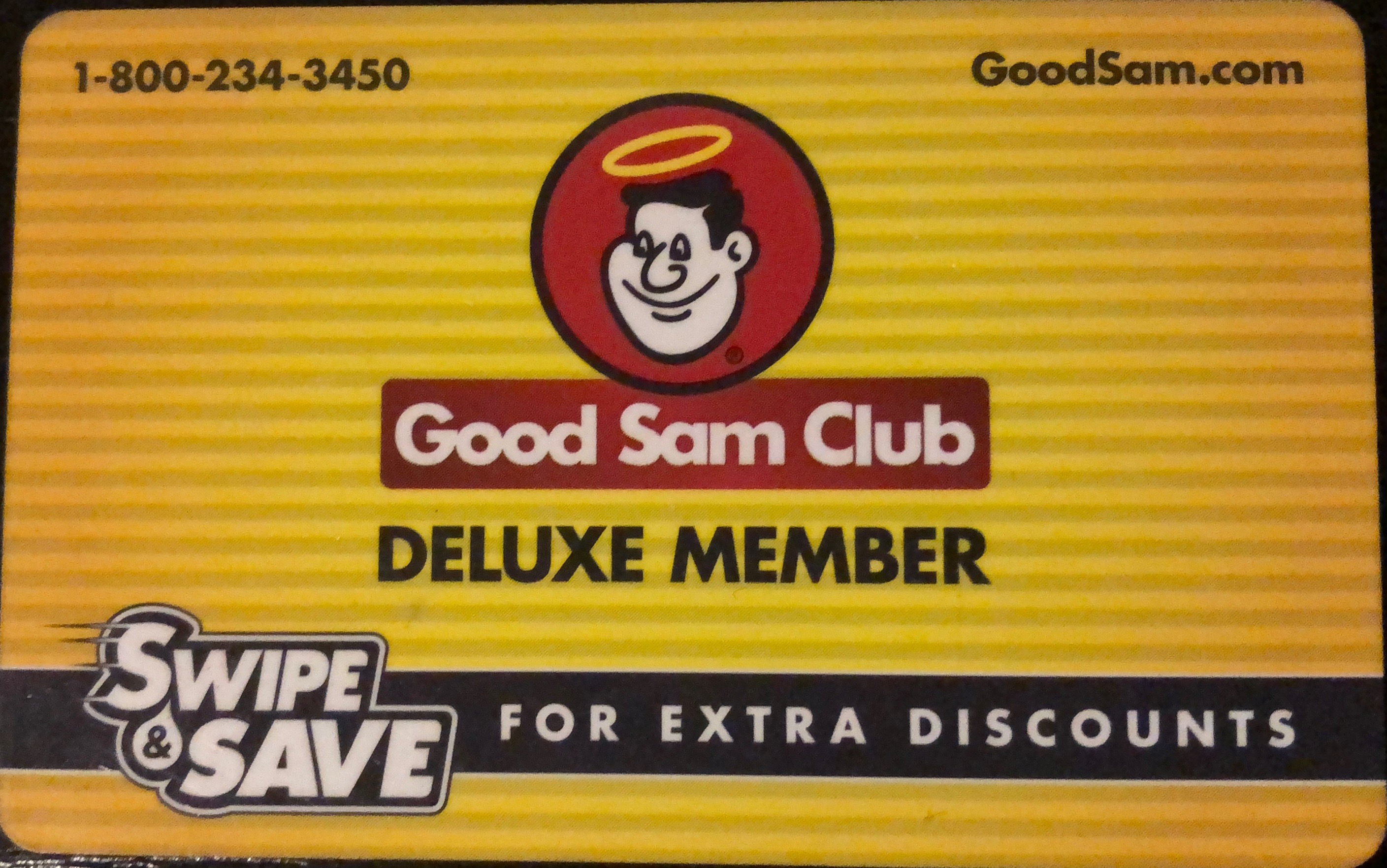 Good Sam Card