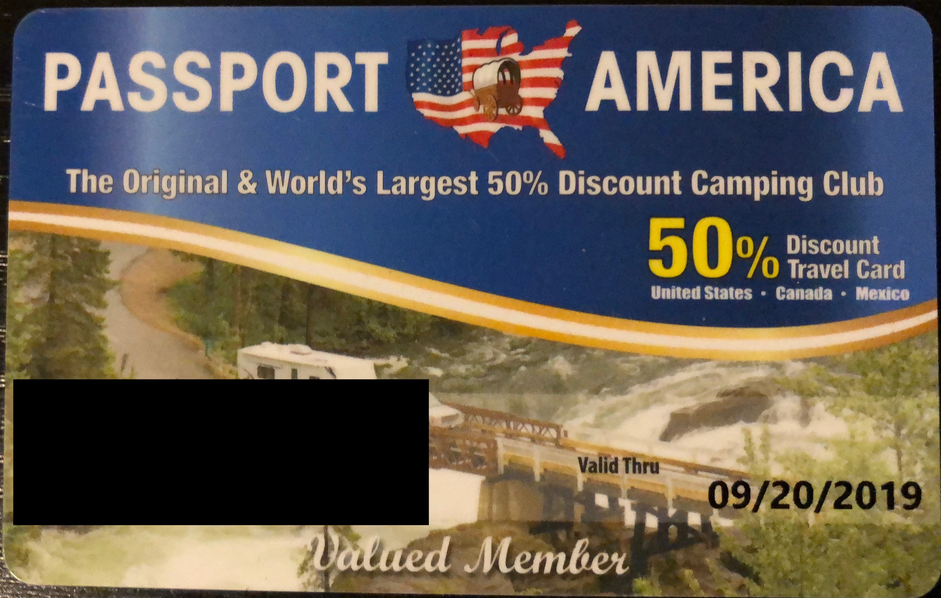 Passport America Card