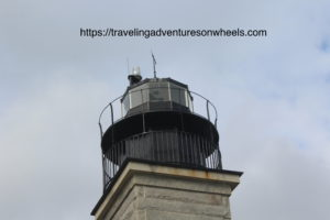 Top Of Beavertail Lighthouse