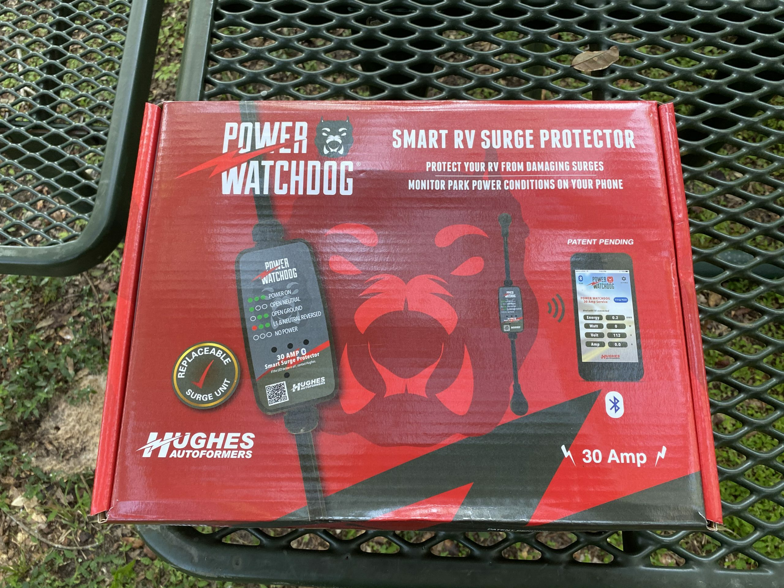 Power Watchdog Box